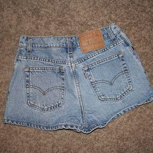 Levi's Jean shorts-511 slim fit